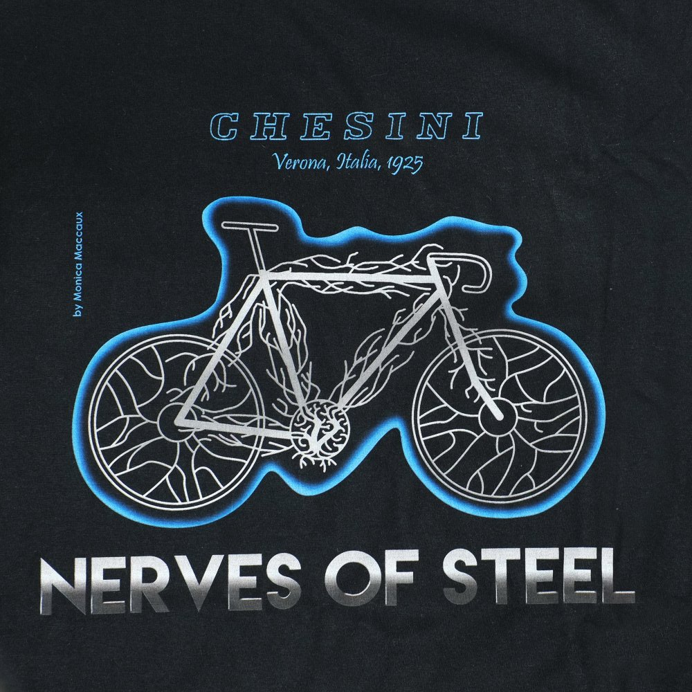 t-shirt nerves - Jersey size S