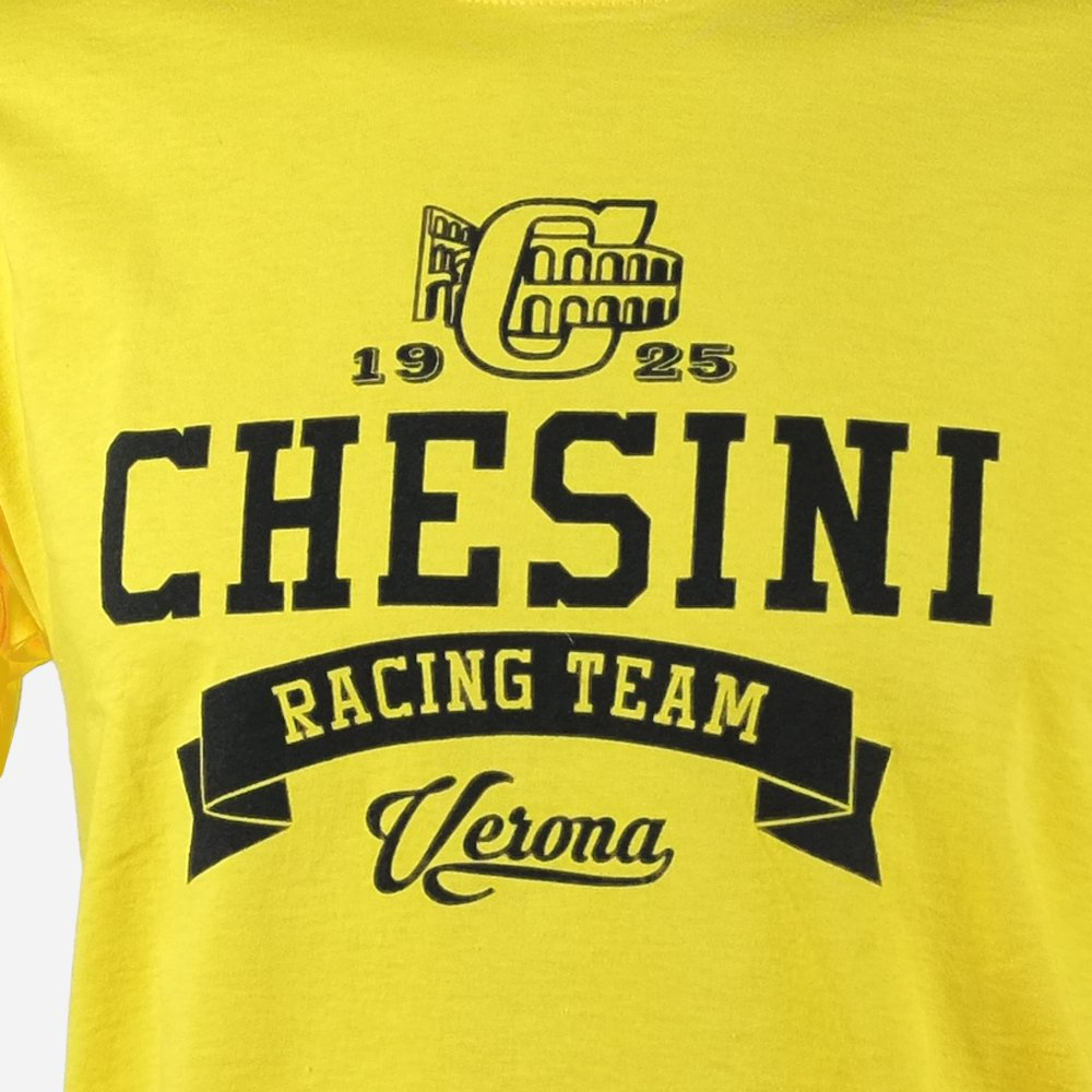 t-shirt chesini team - Jersey size M